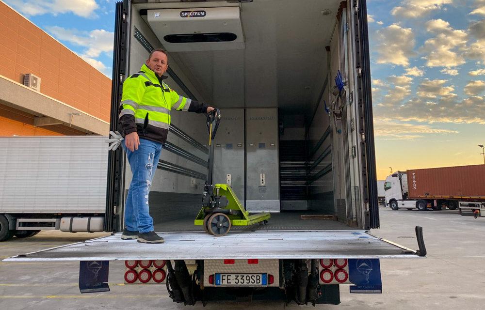 Roberto Autotrasporti Refrigerati In Sicurezza a Milano